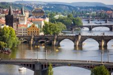 Prague Video conferencing rooms • Cheap Video conferencing rooms to book by the hour, day week or month in Prague, Czech Republic.