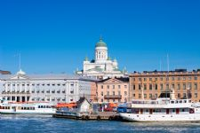Helsinki Video conferencing rooms • Cheap Video conferencing rooms to book by the hour, day week or month in Helsinki, Finland.